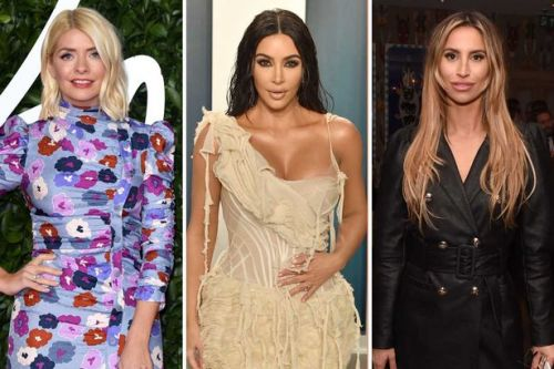 Holly Willoughby and Ferne McCann among stars condemning racism