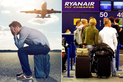 Argos, Debenhams and Amazon selling 'fits Ryanair' cabin luggage that's too big