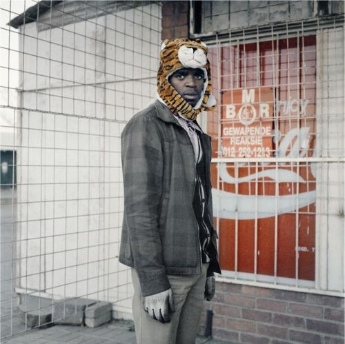 Thabiso Sekgala's Alternative Portrait of Life in Contemporary Africa
