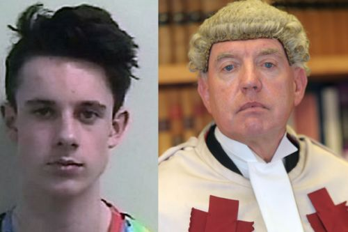 Alesha MacPhail: Watch judge's statement from court as he sentences killer Aaron Campbell