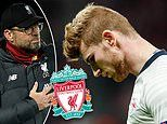 Liverpool's move to sign Timo Werner placed on hold as they delay all recruitment plans