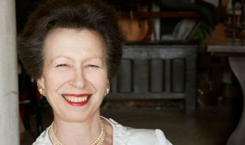 New portraits of Princess Anne released to mark her 70th birthday