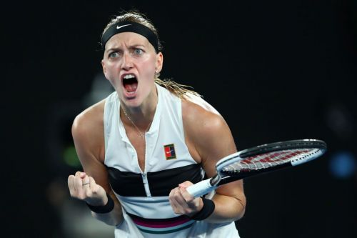Petra Kvitova downs Danielle Collins to book spot in first Australian Open final