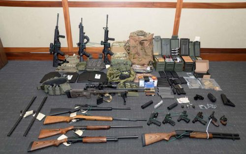 White nationalist US Coast Guard officer 'plotted to kill Democrats and journalists'