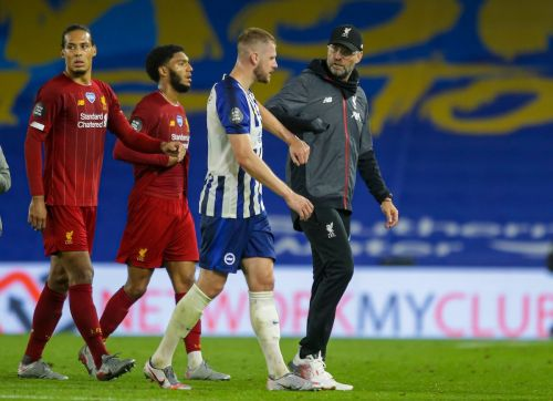 "Jurgen Klopp pleased with Liverpool's ""super solution"" to Brighton setup"