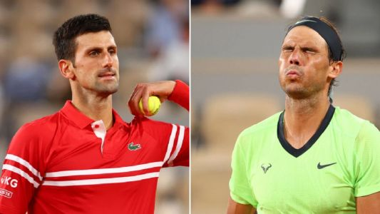 Novak Djokovic sends message to 'incredible' Rafael Nadal after French Open upset