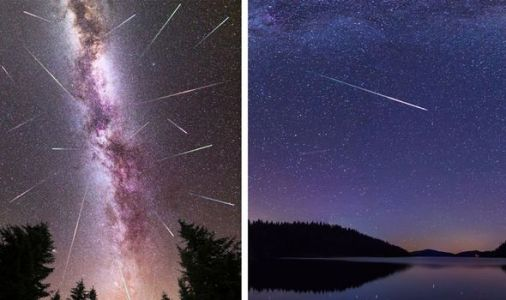 Geminids 2019: NASA says 'go out' for the Geminid meteor shower TONIGHT