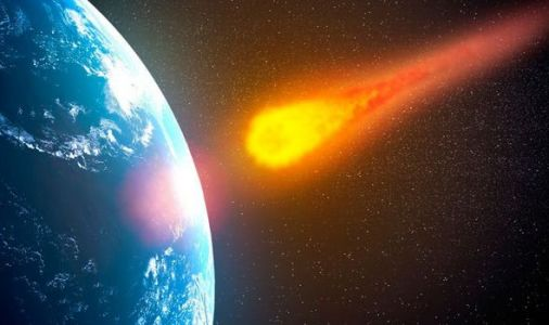 Asteroid alert: A 853FT space rock is about to scrape past Earth at 33,700MPH