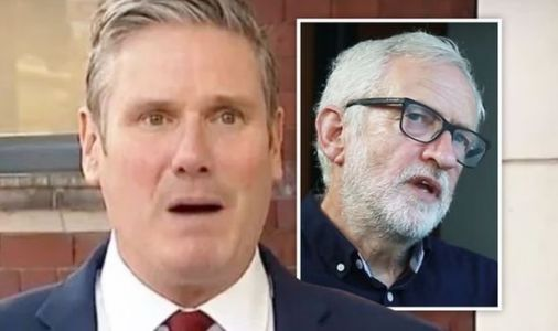 Keir Starmer takes swipe at Jeremy Corbyn as he details proud Buckingham Palace moment