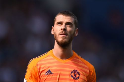 David De Gea speaks out after Manchester United's heavy defeat to Everton