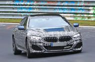 BMW 8 Series Gran Coupe: M850i hits the 'Ring in new video