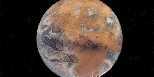 Study suggests Mars too small for long-term habitability