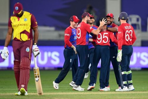 Moeen Ali and Adil Rashid star as England dominate West Indies in T20 World Cup opener