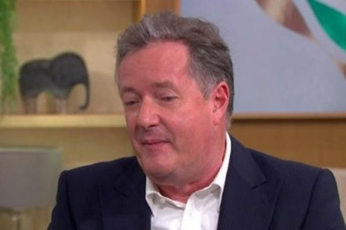 Piers Morgan admits his home is like 'Fort Knox' following serious death threats