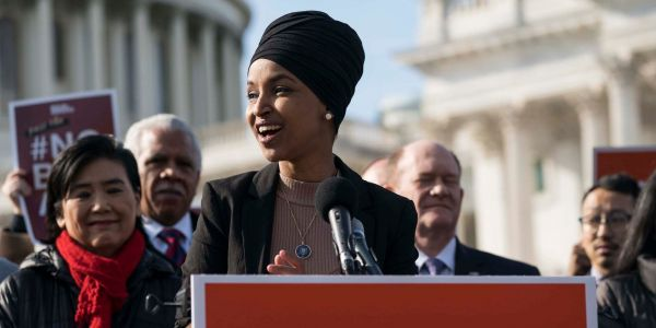 Ilhan Omar starkly underperformed Biden in Minnesota with a third-party siphoning support and a well-funded GOP opponent