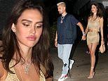 Amelia Hamlin celebrates 20th birthday during night of partying with beau Scott Disick, 38, in Miami