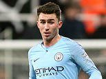 Aymeric Laporte signs new deal to remain at Premier League champions Manchester City until 2025