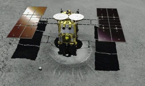 BREAKING: Japan lands Hayabusa-2 spacecraft on Ryugu asteroid in successful mission