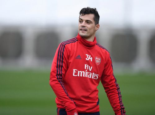 Granit Xhaka open to Newcastle transfer after deciding to leave Arsenal