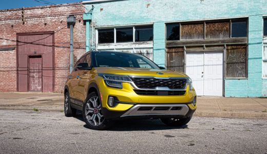 REVIEW: The Kia Seltos is a $29,000 SUV that looks and feels too fancy for its own price tag - until you start noticing the details