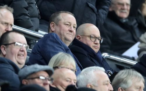 Saudi Arabia's sovereign-wealth fund part of consortium in talks to buy Newcastle United for around £340m