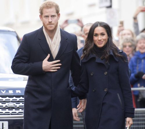 Prince Harry and Meghan Markle's private jet 'struck by lightning'