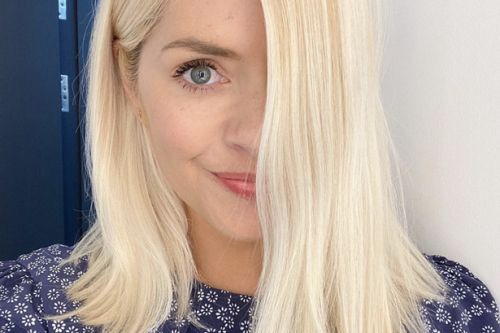 Holly Willoughby asks fans for advice as her hair has 'grown like crazy'