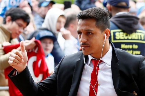 Alexis Sanchez 'makes demand' before undergoing medical at Inter Milan ahead of loan move