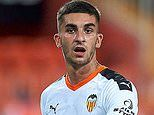 Manchester City sign Ferran Torres from Valencia for initial £20.9m fee on five-year contract