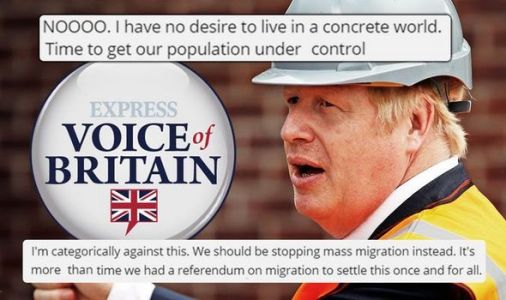 Boris Johnson's housing plan risks 'destroying countryside with bricks and concrete'- poll