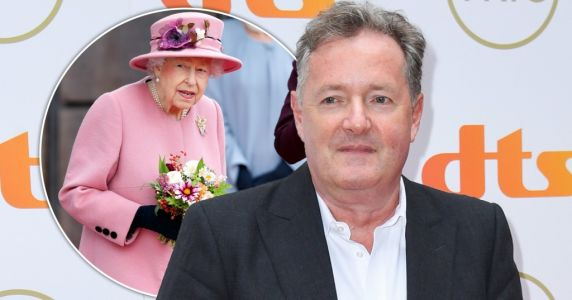 Piers Morgan declares he's 'officially worried' for the Queen as she pulls out of COP26