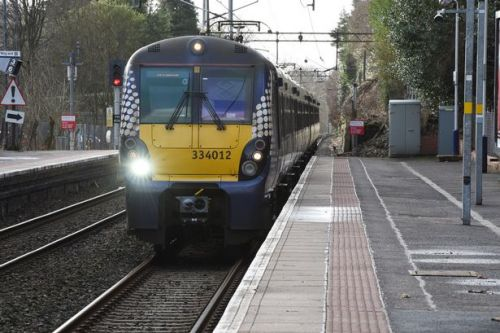 Train derailed in Aberdeenshire as emergency services race to ongoing incident