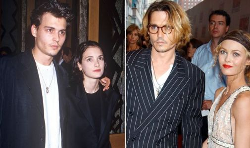 Winona Ryder and Vanessa Paradis said Johnny Depp was never violent to them