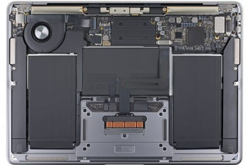 MacBook Air teardown finds positive progress for repairability