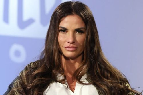 Katie Price seen for first time since entering rehab as she takes solo shopping trip