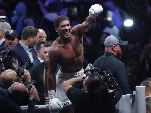 3 statistics show why Anthony Joshua was able to beat Andy Ruiz Jr. so easily second time around