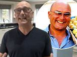 Gregg Wallace, 55, admits he's in better shape now than he was at 25 after fur stone weight loss
