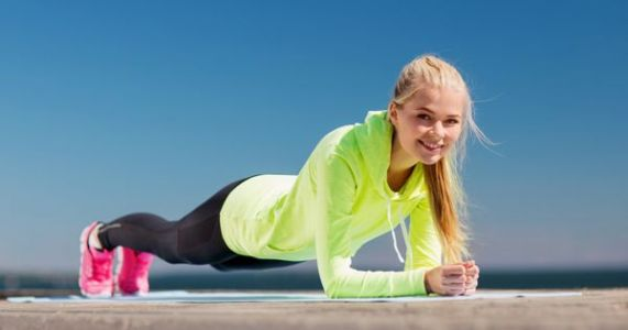4 Challenges To Get You Back Into Shape