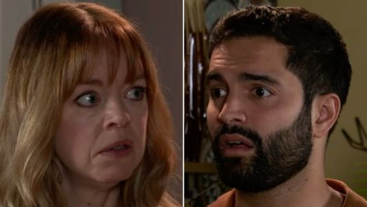 Coronation Street spoilers: Toyah Battersby breaks up with Imran Habeeb after a third betrayal