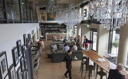 Belfast's The Gallery restaurant to become high-end co-working office space