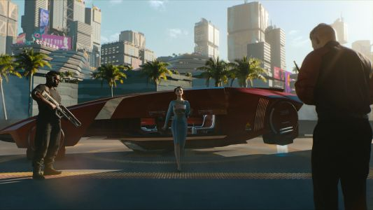 Cyberpunk 2077 won't be available on Xbox Game Pass at launch