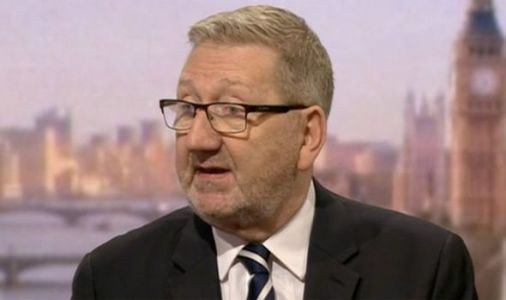 BBC's Marr savages McCluskey over trade unions trying to fix Labour leader 'Stitch-up!'