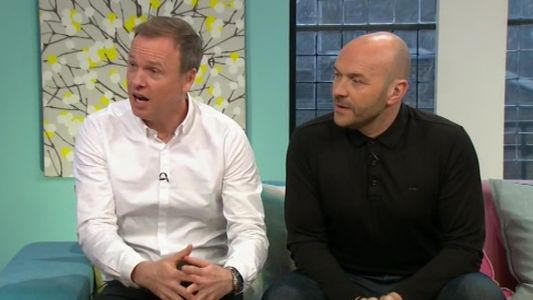 Sunday Brunch cancels show in studio to broadcast live from Tim Lovejoy and Simon Rimmer's homes