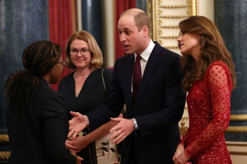 Prince William hosts first reception since Harry and Meghan quit royal family