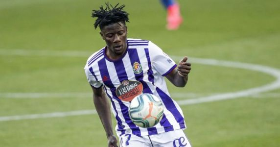 Southampton confirm £10.8m Mohammed Salisu transfer from Valladolid to bolster defence