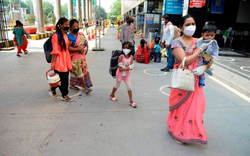 India eases lockdown despite record rise in number of coronavirus cases