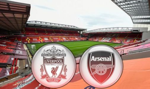 Liverpool vs Arsenal LIVE: Confirmed team news and Premier League updates from Anfield