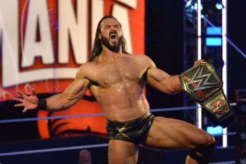 Scottish WWE fans will never forget Drew McIntyre's WrestleMania triumph