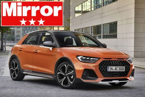 Audi A1 Citycarver Review: Pricey way to tour the urban jungle