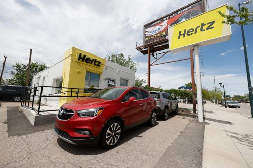 Hertz must offload almost 200,000 cars by the end of 2020 as part of its bankruptcy deal